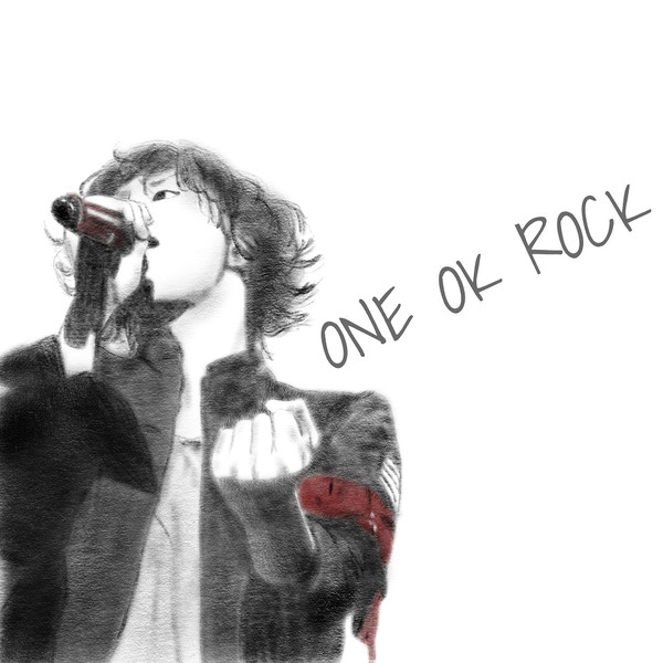 One Ok Rock 大口みなと さんのイラスト ニコニコ静画 イラスト