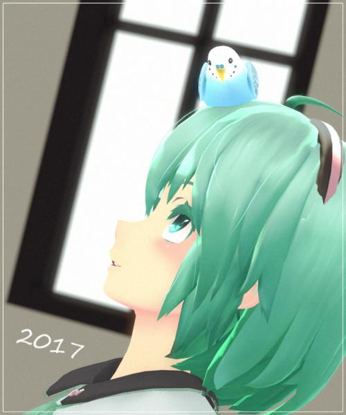 2017【MMD】