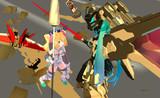 【MMD】戦いの末