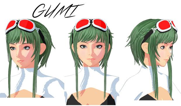 STONE式GUMI テストショット