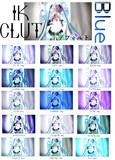 【MME】ik Clut改変ーZ3Blue【エフェクト配布】