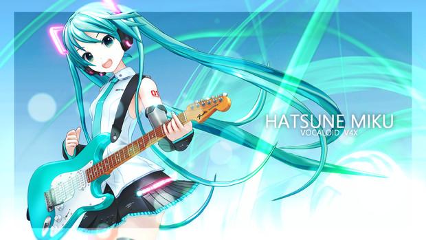 HATSUNE LIVE V4X