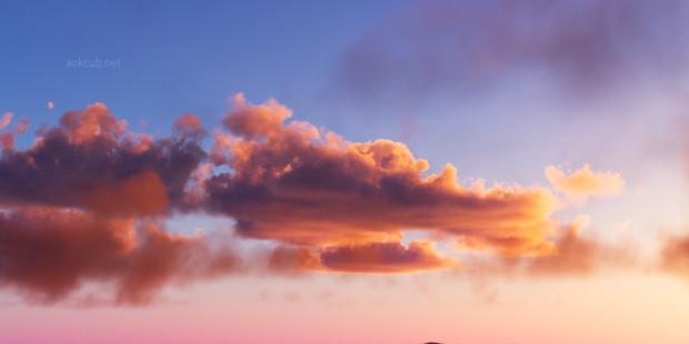 20170107 - sunset