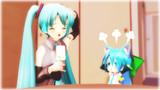 【MMD】謎ちゃんぷんすか