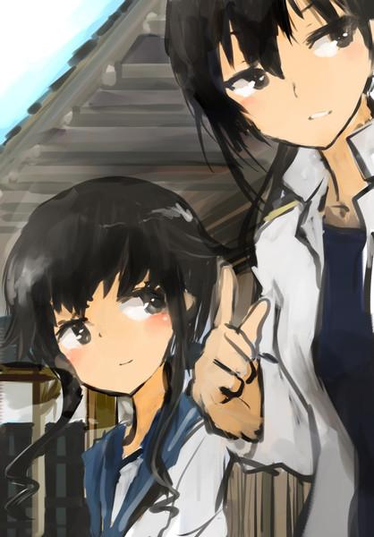 竹井と先生