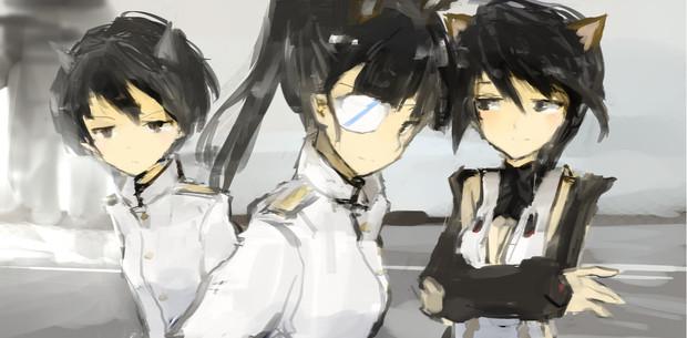 坂本と若本と黒江