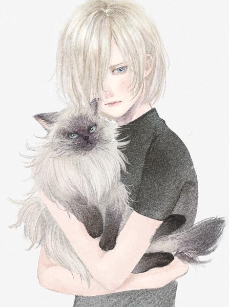 ユリオとお猫様
