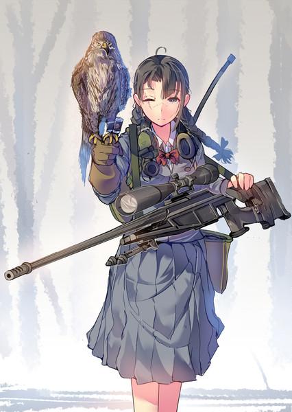 鷹匠武装JK