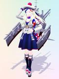 うなぎ式Commandant Testeでポーズ作成
