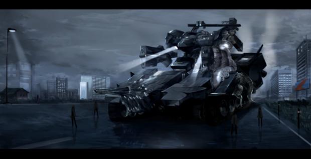 ダークファンタジーロボ3