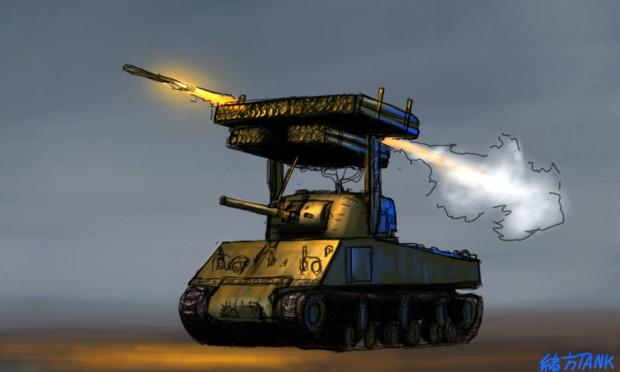 rkgk T34カリオペ