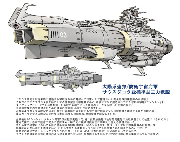 防衛艦隊/主力戦艦