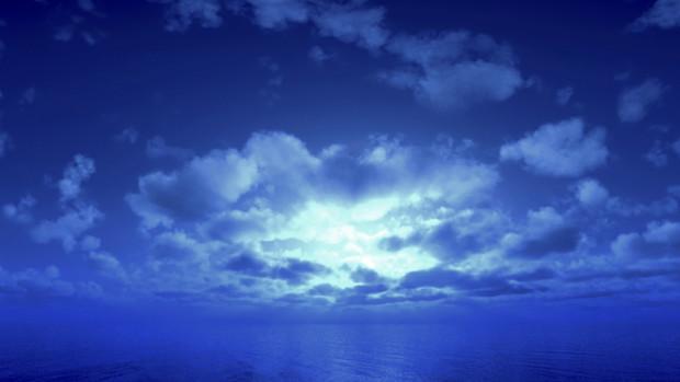 【MMDステージ配布】異世界へ通じる空 TP6【スカイドーム】