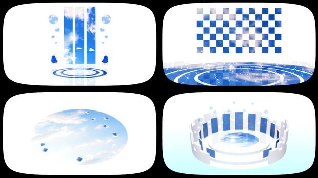 青空ステージ