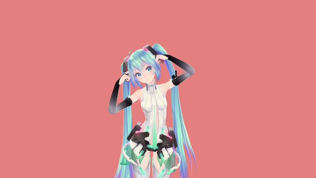 color_dome【MMDステージ配布】