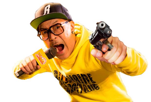 銃を持ったYTR★