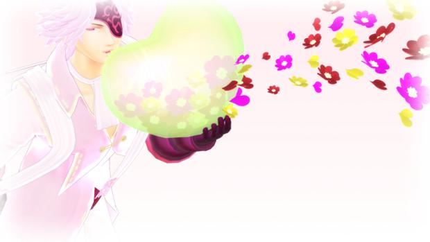 立春ハートの花 Bieceビセ さんのイラスト ニコニコ静画