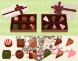 バレンタインチョコセット