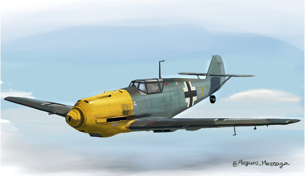 メッサーシューミット BF109