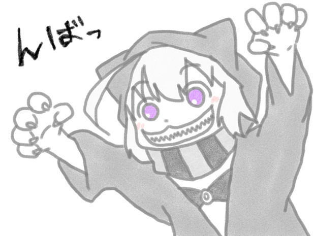 a grin without a cat:れまけ