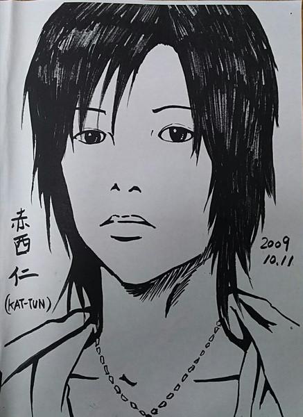 赤西仁(KAT-TUN)