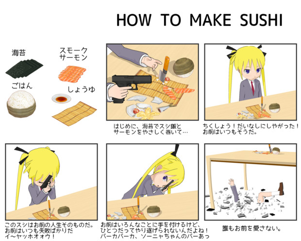 HOW TO キルスシベイベー