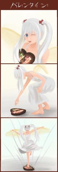 バレンタインの精霊