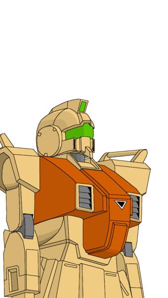 陸戦型GM