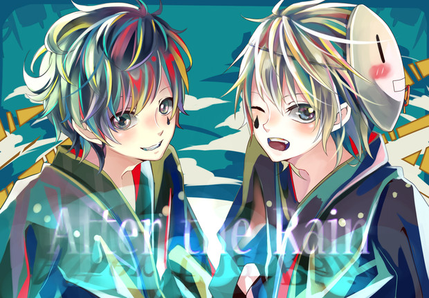 After The Rain す さんのイラスト ニコニコ静画 イラスト
