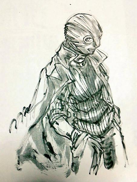 ワナオトコ_コレクター