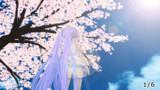【MMD】四季の桜の木+もみじ【モデル配布】