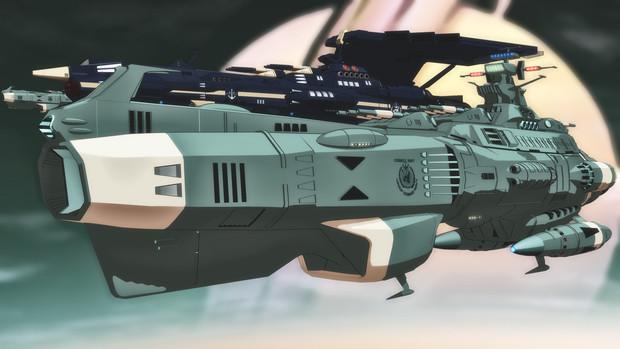 【ヤマトMMD】主力戦艦