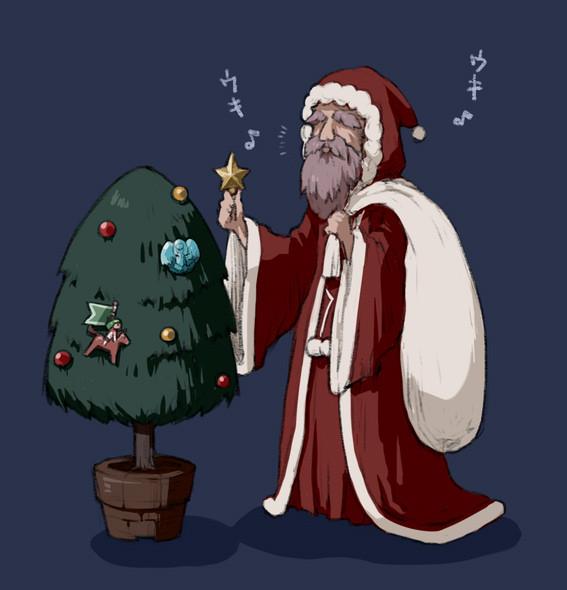 クリスマスゼンメルさん