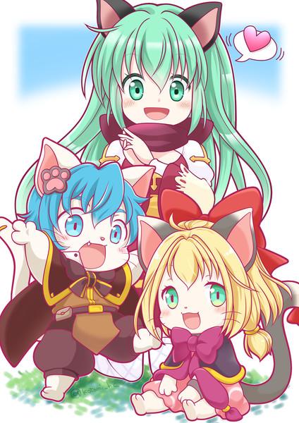 【RO】新種族かーわいー!
