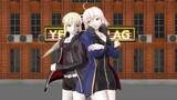 【Fate/MMD】新宿のダブルオルタ【モデル配布】
