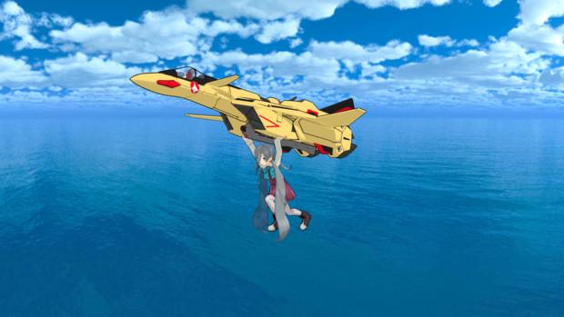 清霜ちゃんが航空戦艦になる