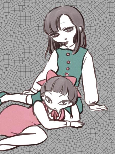 ユメコと猫娘