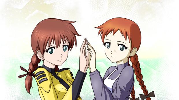宇宙戦艦ヤマト2199or2202 市川純&赤毛のアン アン・シャーリー