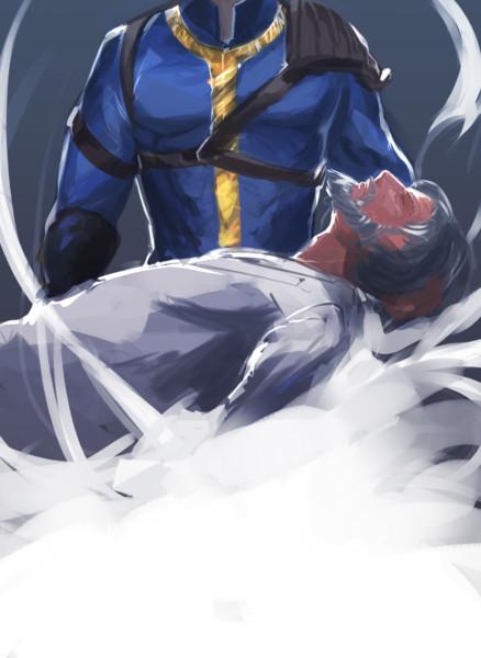 『父』の死