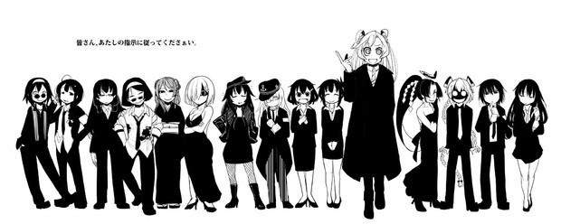 【艦これ】第一水雷戦隊【ただし駆逐艦は従わない】