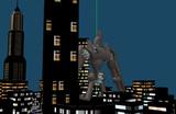 【MMDアクセサリ配布】摩天楼-スカイスクレイパー-っぽい街【遊戯王】