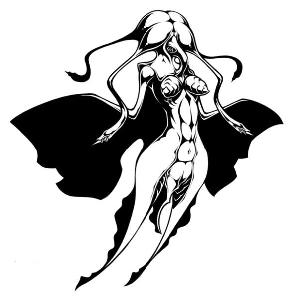 深淵の巫女