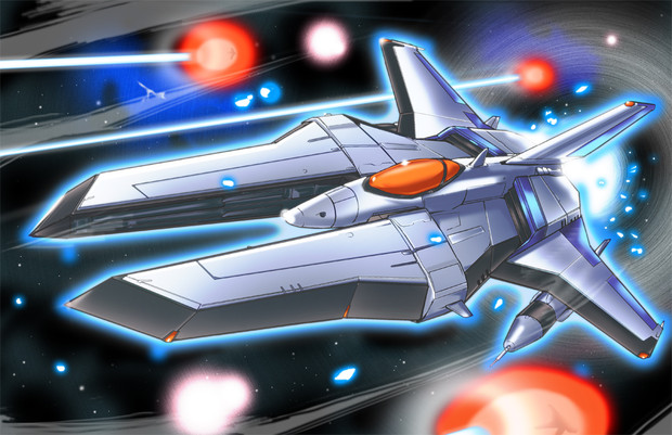 【グラディウス】時を超える戦闘機