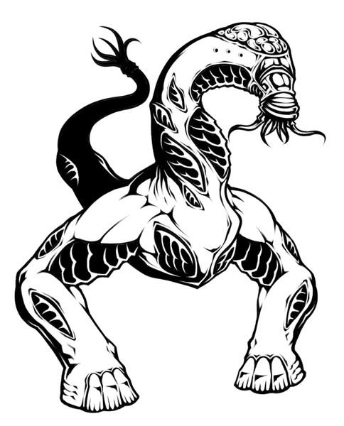 異界の古代竜