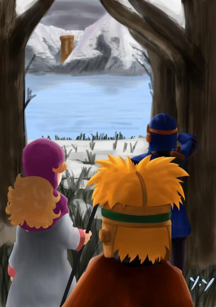 ロンダルキア地方(ドラゴンクエスト2)