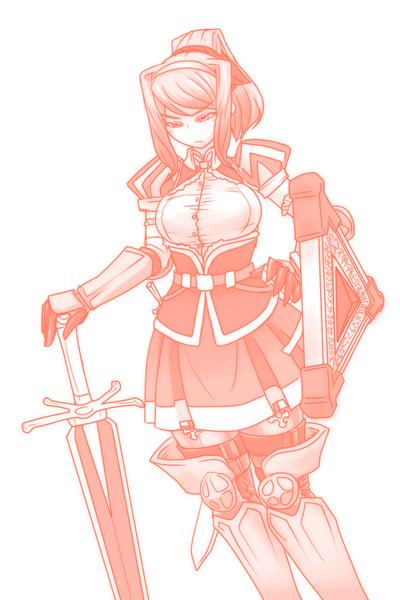 姫騎士ちゃん
