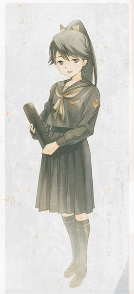 RE:帝国海軍附属高等女学校卒