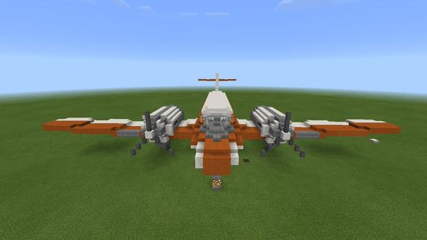 【minecraft】Y-01