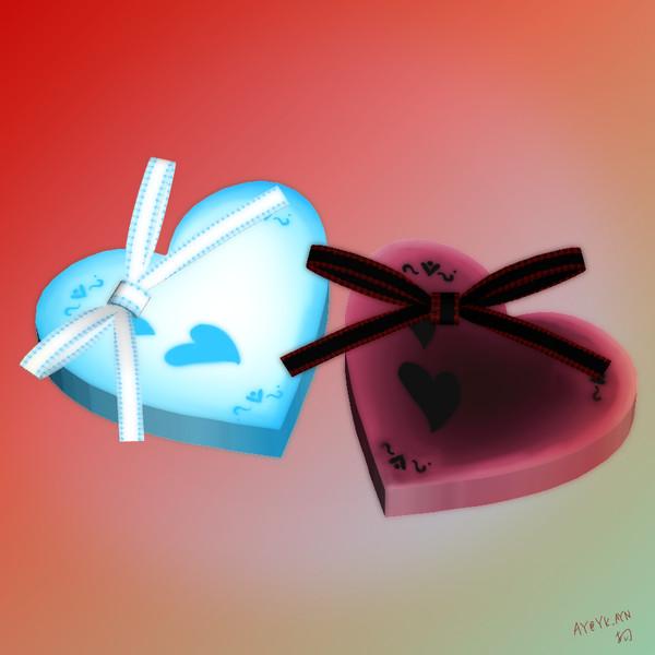 【MMDアクセサリ配布あり】Present for you.