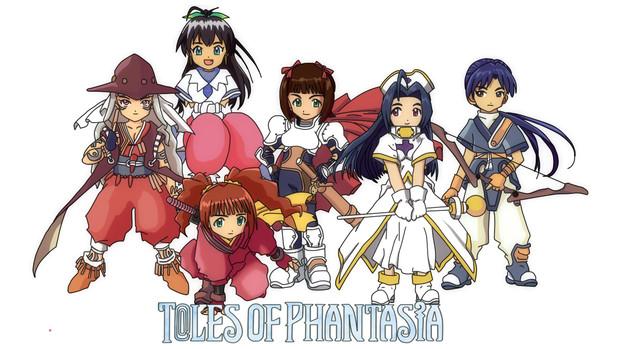 T@LES OF PHANTASIA